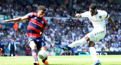Leeds willing to sell attacker Ekuban