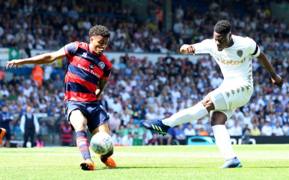 Image for Leeds willing to sell attacker Ekuban