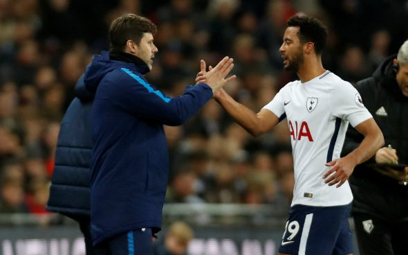Image for Tottenham: Some Spurs fans reminisce about Mousa Dembele