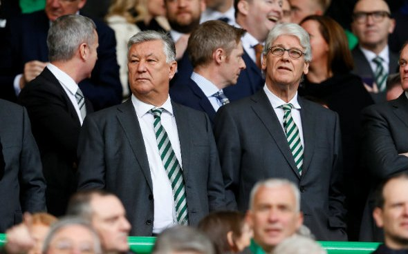 Image for Celtic: Fans react to update on Peter Lawwell's future