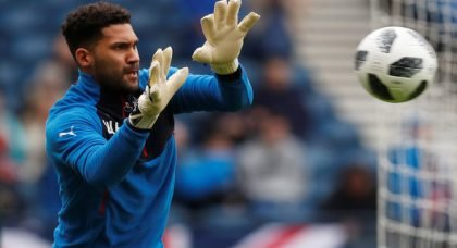 Foderingham leaves door open over summer Rangers exit