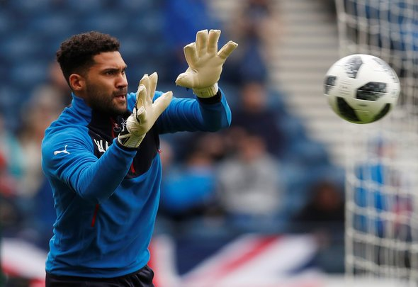 Rangers: These fans are okay with Wes Foderingham's proposed Middlesbrough move