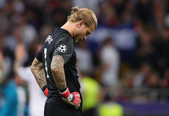 Liverpool supporters lay into Karius after comeback
