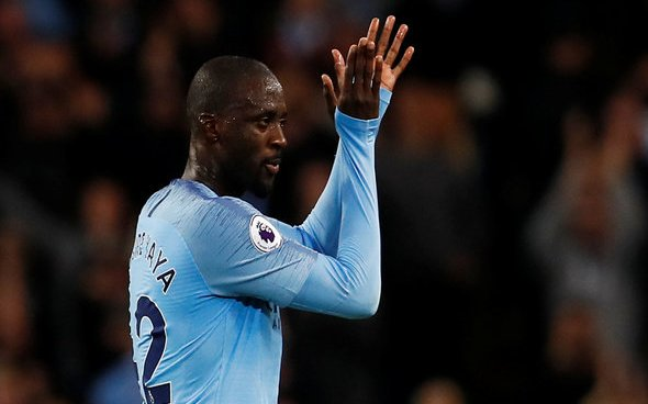 Image for Man City: Supporters miss Yaya Toure