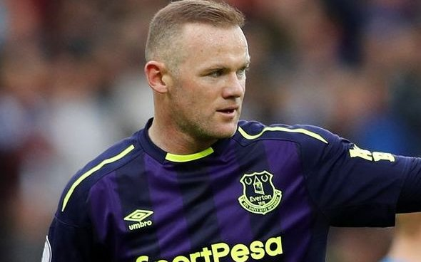 Image for Gerrard urges Rooney to leave Everton for MLS