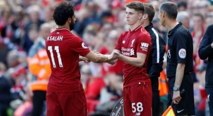 Liverpool ready to terminate Woodburn deal
