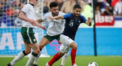 Fekir had chosen squad number before Liverpool switch bombshell