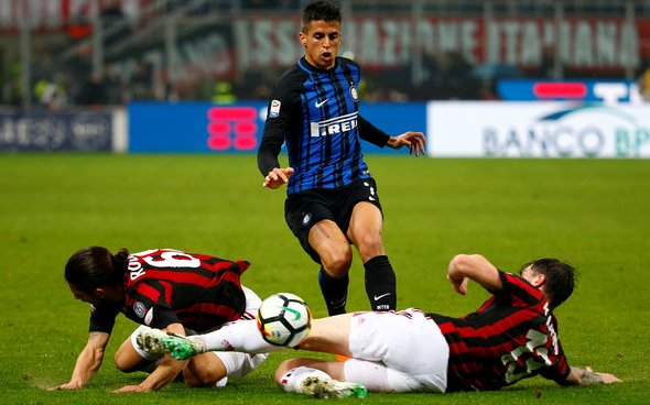Image for Cancelo chooses Juventus over Wolves