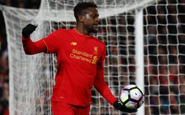 Image for Liverpool: Fans reacted to Divock Origi's Merseyside derby opening goal