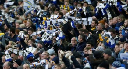 Leeds fans react to referee appointment for clash v Sheff Utd