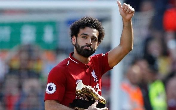 Image for Liverpool: Theo Squires discusses Mohamed Salah's contract