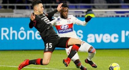 Everton not hunting Bensebaini as Mina remains top target