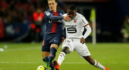 Everton launch talks for Rennes' Lea Siliki