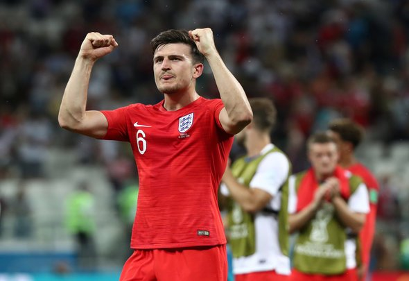 Leicester want £90m for Maguire