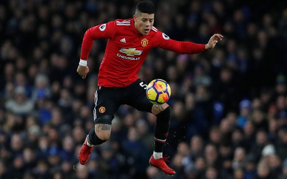 Image for Manchester United: Some fans want Marcos Rojo to start in defence