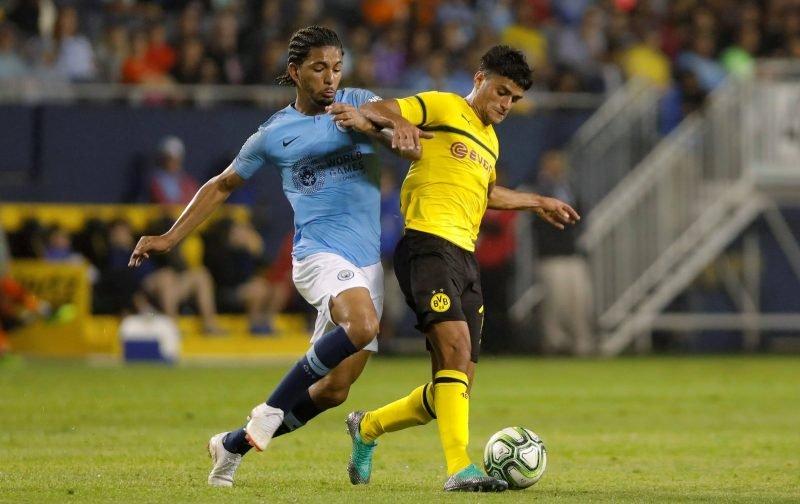 Villa close to £15m Luiz deal