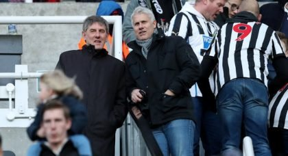 Rob Lee: Mike Ashley will be at Newcastle for a while longer