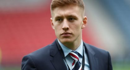 Hull plot Docherty loan from Rangers