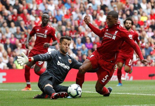 Fabianski emerging as West Ham's signing of the summer