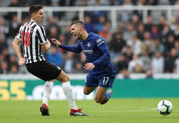 Tottenham in hunt to sign Chelsea loanee Kovacic