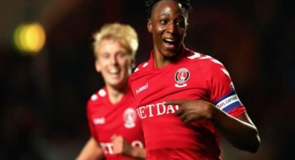 Villa plot swoop for Charlton star