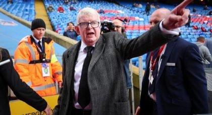 Motson predicts Newcastle v Liverpool