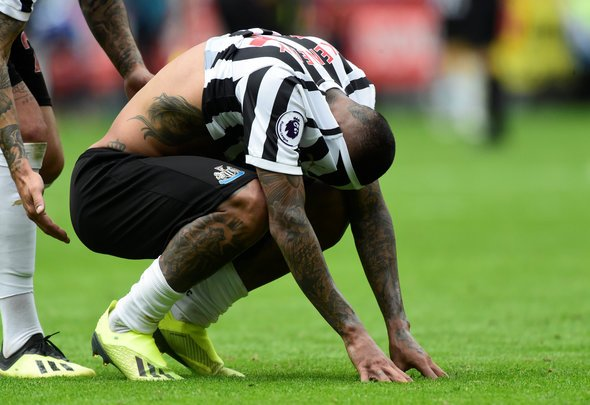 Kenedy a doubt for Wolves clash