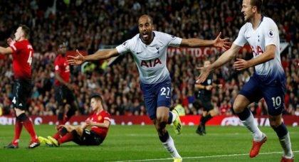 Tottenham: Spurs fans praise Lucas Moura performance