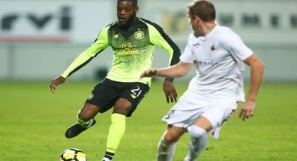 West Ham could prove crucial in Ntcham Celtic future