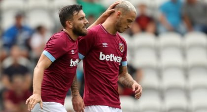 Journalist adds more names to West Ham striker hunt