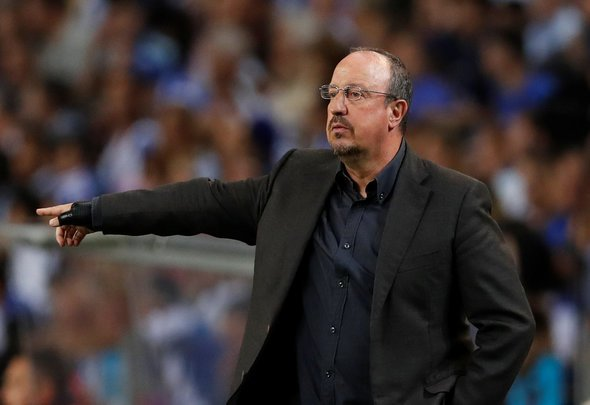 Benitez: Fernandez not in Newcastle squad v Tottenham
