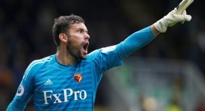 Ben Foster aims dig at Wolves, West Brom fans will love it