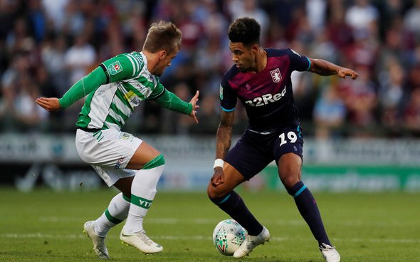 Image for Aston Villa: Fans react to Andre Green's latest post