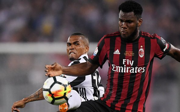 Image for Tottenham Hotspur: Fans react to Franck Kessie claims