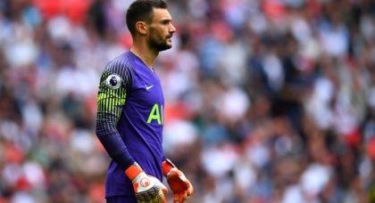 Tottenham fans rave about Lloris