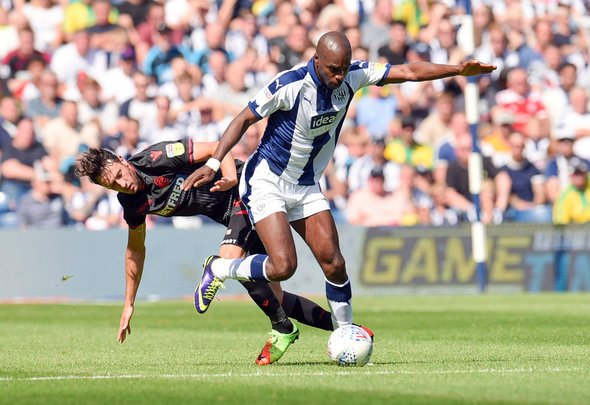 West Brom dud Nyom must be offloaded permanently in 2019