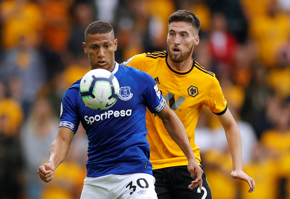 Everton fans will be fuming after Richarlison's hint