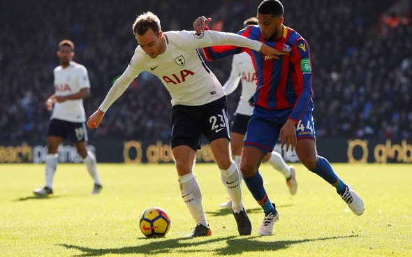 Image for Newcastle interested in Crystal Palace defender Riedewald