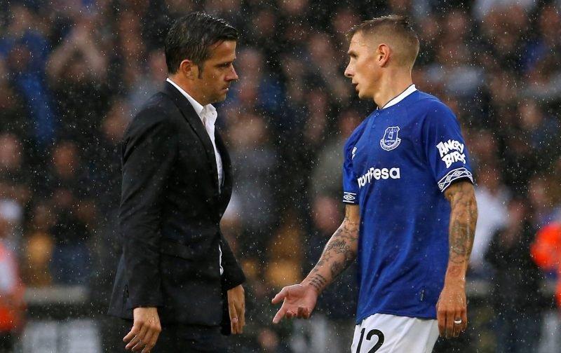 Everton best XI v Bournemouth