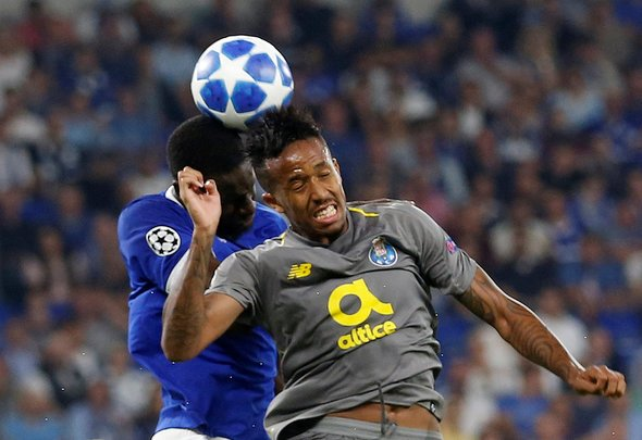 Everton miss out on Militao to Real Madrid