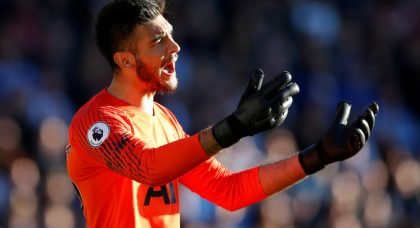 Tottenham fans react to Gazzaniga starting v Chelsea