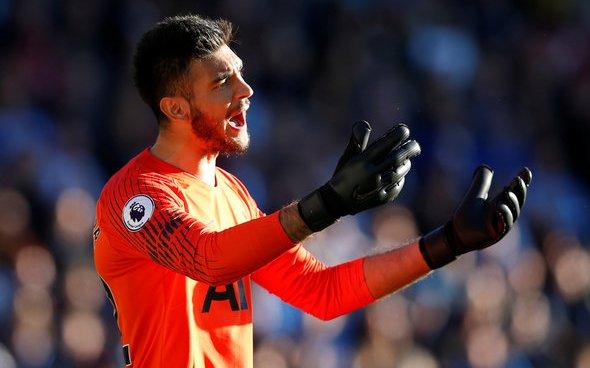 Image for Tottenham: Spurs fans full of praise for Gazzaniga