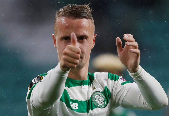 Celtic: Leigh Griffiths deserves another chance