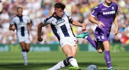 West Brom confirm hopes over senior duo