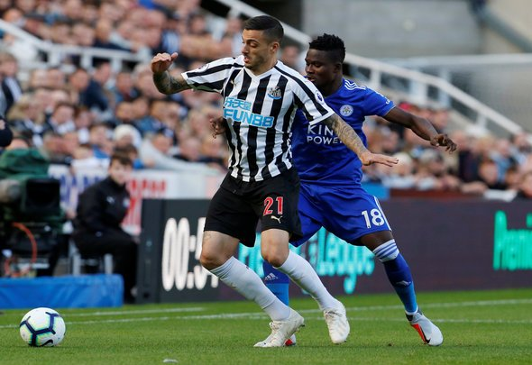 Newcastle fans will be over the moon after Joselu news