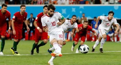 Rangers are plotting a move for Karim Ansarifard – Transfer Talk