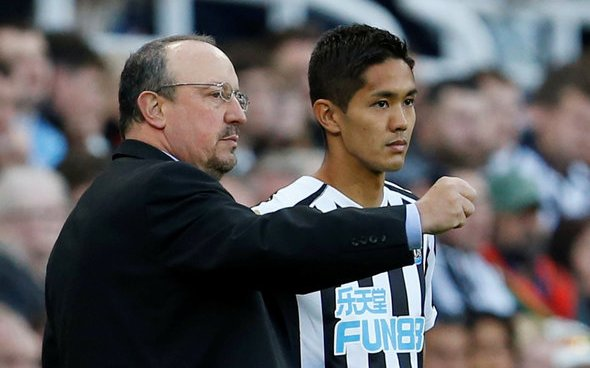 Image for Newcastle United: Fans fume as Muto departure confirmed