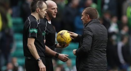 Rodgers fumes over Celtic fans' behaviour in Killie win
