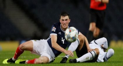 Rangers must plot raid for Souttar after Scotland display