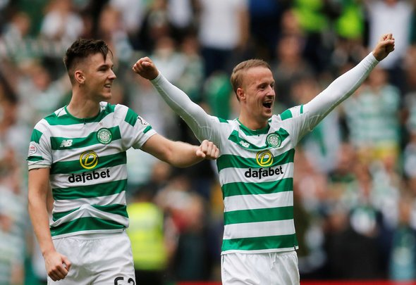 Rodgers tells supporters to relax over Griffiths